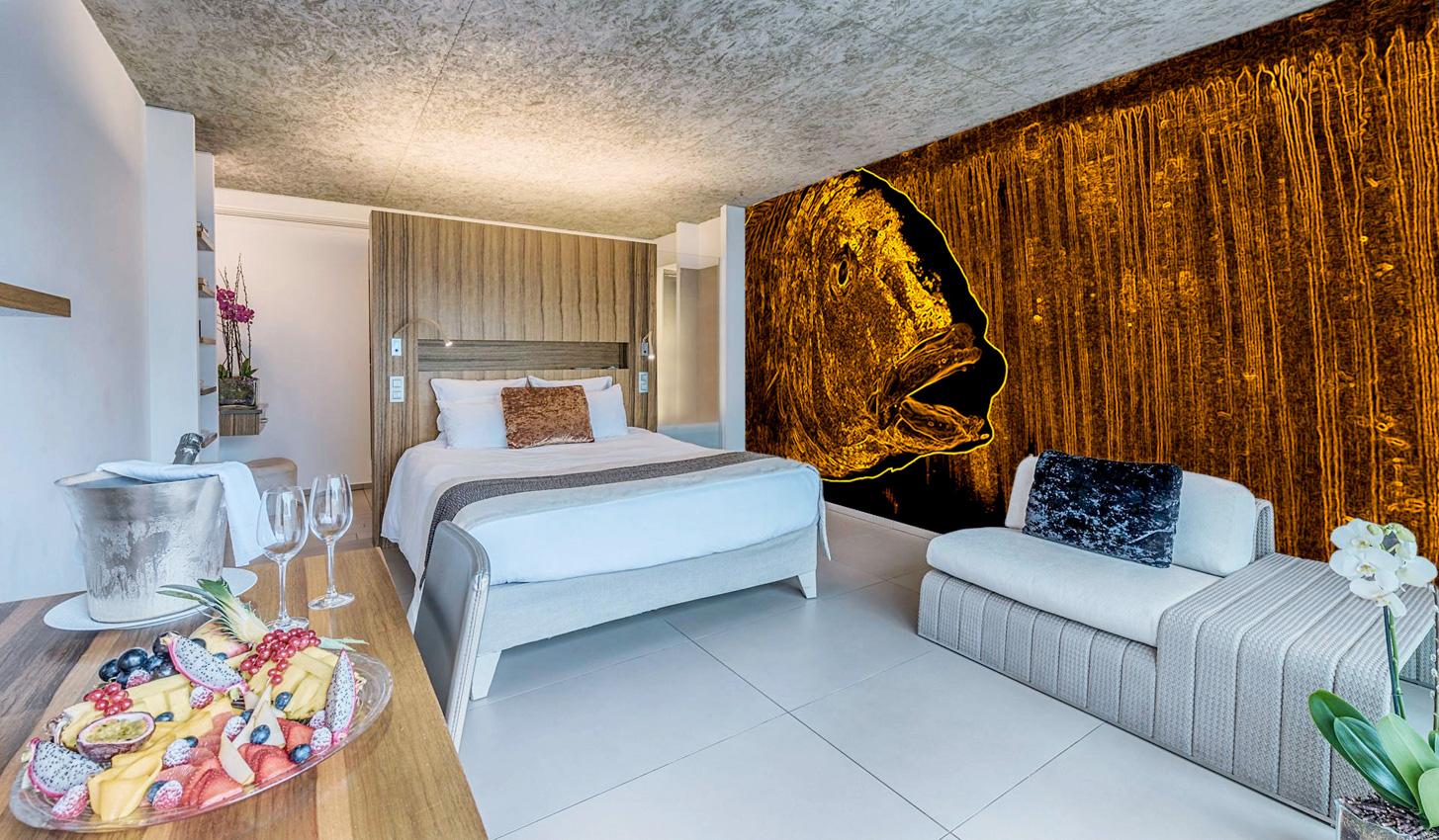 chambre 19 French-Riviera-luxury-hotel-Thierry Bisch Animal ...