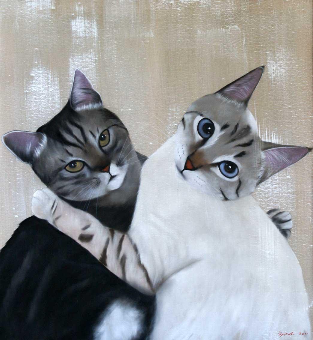 Les chats de Cl... Chats