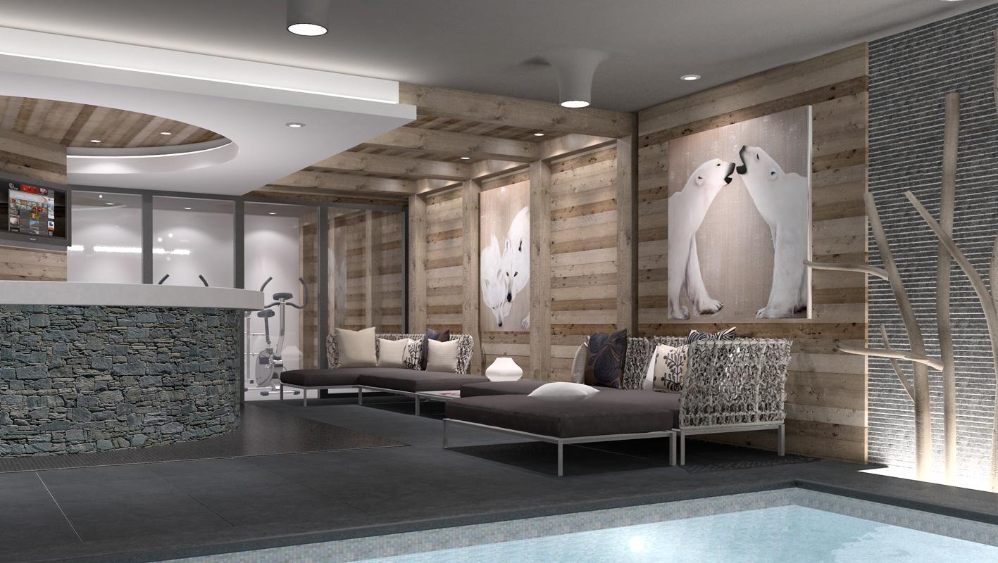 chalet meg ve peinture animali re thierry bisch artiste peintre animaux esp ces menac es. Black Bedroom Furniture Sets. Home Design Ideas