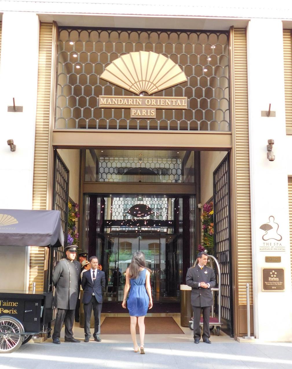 Hotel mandarin oriental paris hotel mandarin oriental for Hotel de luxe france