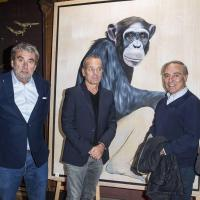 Museum-2018-Laurent-Baffie-Allain-Bougrain-Dubourg-Thierry-Bisch animal-painting Thierry Bisch painter animals painting art decoration hotel design interior luxury nature biodiversity conservation