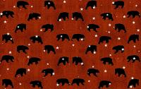 Bears & Stars animal-painting Thierry Bisch painter animals painting art decoration hotel design interior luxury nature biodiversity conservation